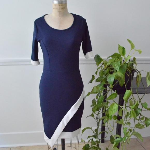Jackie o vintage style pencil dress
